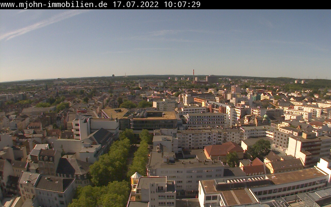Offenbach Skyline